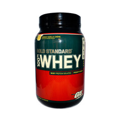 Optimum Nutrition Gold Standard 100% Whey French Vanilla Creme - 2 lbs