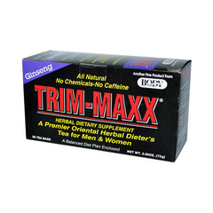 Body Breakthrough Diet Trim-Maxx Ginseng - 30 Tea Bags
