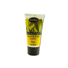 Shikai Products Lotion Yuzu Frt Trial - Case of 12 - 1 oz