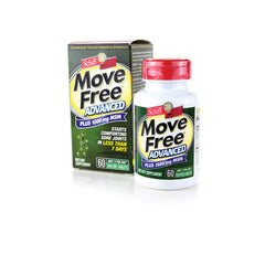 Schiff Vitamins Move Free Plus MSM Advanced - 60 Pack