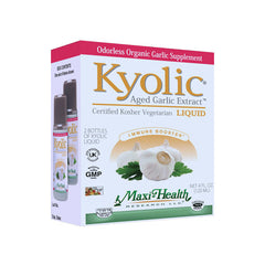 Maxi Health Kosher Vitamins Maxi Kyolic Liquid - 4 oz