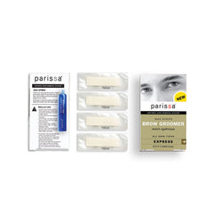 Parissa Wax Strips - Men's Brow Groom - 8 Pack