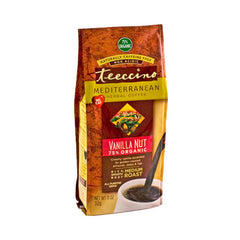 Teeccino Herbal Coffee Vanilla Nut - 10 Tea Bags - Case of 6