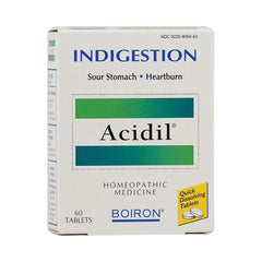 Boiron Acidil - 60 Tablets