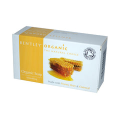 Bentley Organic Soap - Smoothing Honey Bran and Oatmeal - 5.3 oz