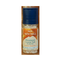 Himalayan Mini Mill Crystal Salt With Grinder - 3.5 oz