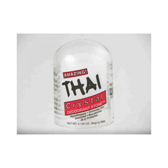 Thai Deodorant Stone Thai Natural Crystal Deodorant Push-Up Stick - 2.125 oz