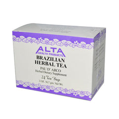 Alta Health Brazilian Herbal Tea - 24 Bags