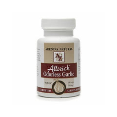 Arizona Natural Resource Allirich Odorless Garlic - 100 Softgels