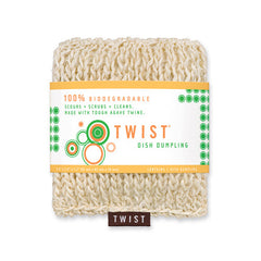 Twist Dish Dumpling Scrubber - Case of 12