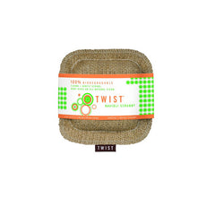 Twist Hemp Ravioli Scrubby - Case of 12 Scrubbies