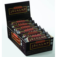 Jocalat Bars - Organic Chocolate - 1.7 oz - Case of 16