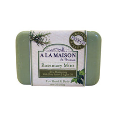 A La Maison Bar Soap Rosemary Mint - 8.8 oz