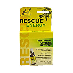 Bach Flower Remedies Rescue Energy - 0.245 fl oz