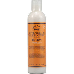 Nubian Heritage Lotion - Lavender and Wildflowers - 8 oz