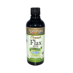 Spectrum Essentials Organic Flax Oil - 24 fl oz