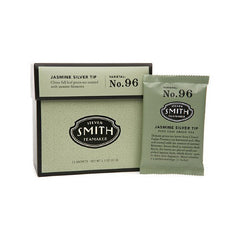 Smith Teamaker Tea Green Jasmine Slvr Tp - Case of 6 - 15 Bag