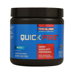 ProLab Quick Fire Blue Razz - 4.5 oz