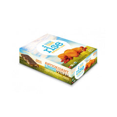 Rise Bar Energy Bar - Organic Apricot Goji - Case of 12 - 1.6 oz