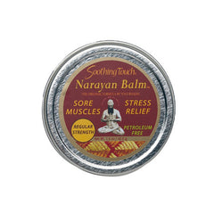 Soothing Touch Narayan Balm - Regular Strength - Case of 6 - 1.5 oz