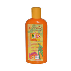 Logona Naturkosmetik Kids Shampoo and Shower Gel - 6.8 oz