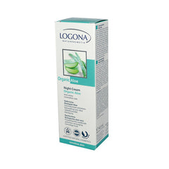 Logona Naturkosmetik Organic Aloe Night Cream - 1.4 oz
