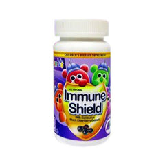 Yumv's Immune Shield with Sambucus - 60 Chews
