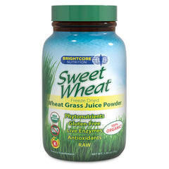 Sweet Wheat Freeze Dried Wheat Grass Juice Powder - 1.06 oz