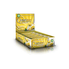 Quest Nutrition Bar - Lemon Cream Pie - Case of 12 - 2.12 oz
