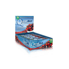 Quest Nutrition Bar - Mixed Berry Bliss - Case of 12 - 2.12 oz