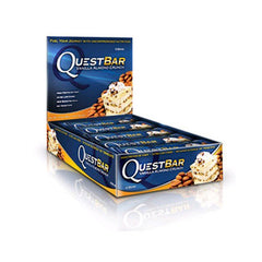 Quest Nutrition Bar - Peanut Butter and Jelly - Case of 12 - 2.12 oz