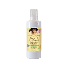 Earth Mama Angel Baby Shampoo and Body Wash - Organic Unscented - 34 oz