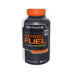 Twinlab Nitric Fuel Extended Muscle Pump Formula - 180 Tablets