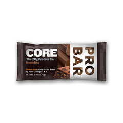 Probar Brownie Crisp Core Bar - Case of 12 - 2.46 oz