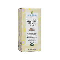 Mambino Organics Happy Baby Organic Soothing Stick - .63 oz