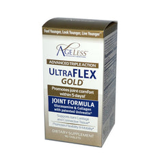 Ageless Foundation Ultraflex Gold Joint Formula- 90 capsules