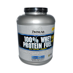 Twinlab 100% Whey Fuel - Cookies and Creme - 5 lb