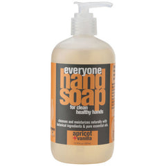 EO Products Everyone Hand Soap - Apricot and Vanilla - 12.75 oz