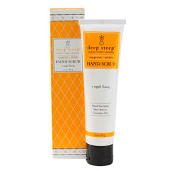 Deep Steep Hand Scrub - Tangerine Melon - 2 oz