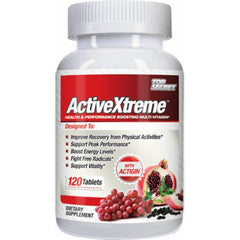 Top Secret Nutrition ActiveXtreme Multivitamin - 120 Tablets