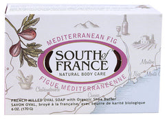 South of France Bar Soap - Mediterranean Fig - 6 oz
