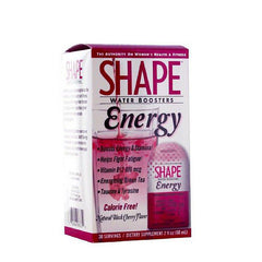 Shape Water Booster - Energy Black Cherry - 2 oz