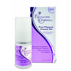 Blossom Organics Arousal Gel - Pure Pleasure - .5 oz