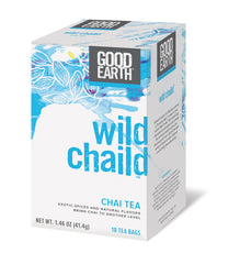 Good Earth Wild Chaild Chai Tea - 18 Bags