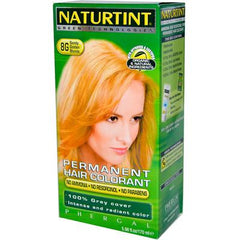 Naturtint Permanent Hair Color 8G Sandy Golden Blonde - 5.45 fl oz