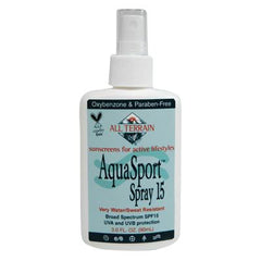 All Terrain Aqua Sport Spray SPF 15 - 3 oz