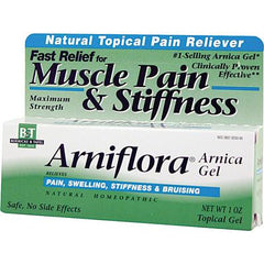 Boericke and Tafel Arniflora Arnica Gel - 1 oz