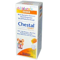 Boiron Children's Chestal Cough Syrup Honey - 8.45 fl oz