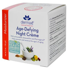 Derma E Age-Defying Night Creme - 2 oz
