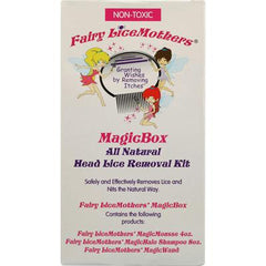 Fairy Lice Mothers MagicBox Head Lice Removal Kit - 1 Kit